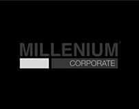 Corporate Identity & Webdesign - Millenium Corporate