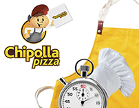Chipolla pizza
