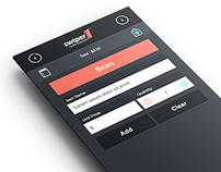 Swiper 1 Mobile App UI