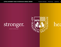 Loyola University 2012 Annual Report