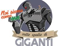 Nani sulle spalle di Giganti