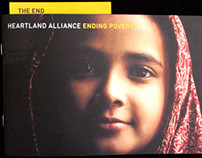 Heartland Alliance brand messaging materials