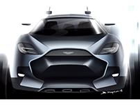 Aston Martin DBXe