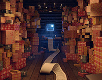Santa's Workshop - 3D Competition Image