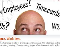 TempWorks ASA Staffing World 2010 Marketing