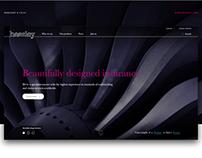 Beazley - Web design & UI UX