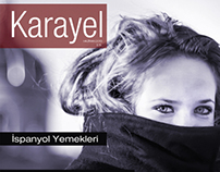 editorial design - karayel