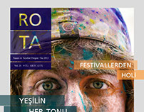 Editorial Design / Rota Magazine