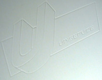 "The corporate booklet ""Uniservice"""