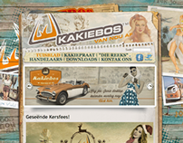 Kakiebos Website