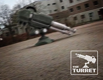 The Turret - 3D & Video Compositing