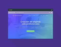 Diseño web en bootstrap