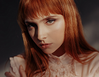 Portrait series: Milana