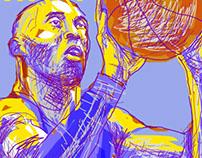 Miti dello sport - Kobe Bryant