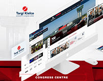 Targi Kielce Congress Centre website