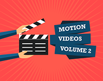 Motion Graphics Videos Volume 2