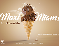 MaxiMiam Fake Campaign