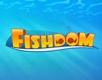 Fishdom: Level Design