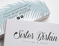 Identidad Sister Birkin