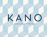 Kano Typeface (Free)
