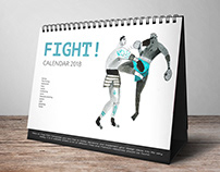 FIGHT CALENDAR 2018