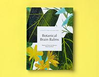 Filbert Press – Botanical Brain Balms