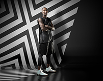 Jamal Crawford for BrandBlack