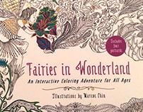 Fairies In Wonderland