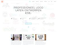 Website for Logo Design Company