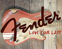 Fender - Love Your Lady