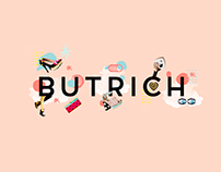 Butrich - Collage