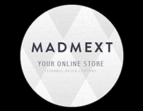 MADMEXT WEB UI DESIGN