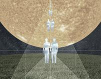 Desert M - Aurinkoon EP Artwork