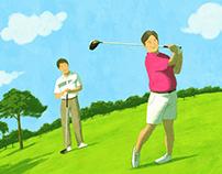 『週刊ゴルフダイジェスト』(第1回〜第10回)