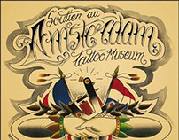 SAVE THE AMSTERDAM TATTOO MUSEUM