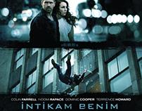 Dead Man Down Poster(Turkish)