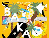 Poster for BAKALIE fair