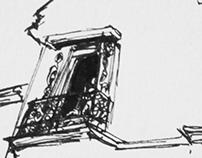 Urban Sketching i