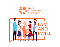 Cancer Day 2019 #IAmAndIWill