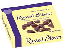 Russell Stover Candy Box