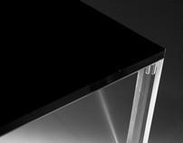 Carbon fiber + plexiglas