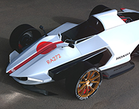 Honda RA272 Track day car