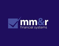 MM&R Financial Systems Brand Identity