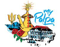 My Palpa artwork design