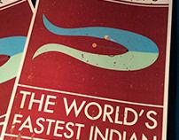 Burt Munro | The World Fastest Indian