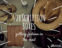 Blog Headers | Marissa Elman