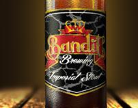 Bandit Brewing Logo