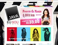 Site Java Modas