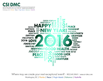 2016 CSI Happy New Year Visual