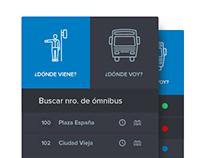 CUTCSA: App + Redesign